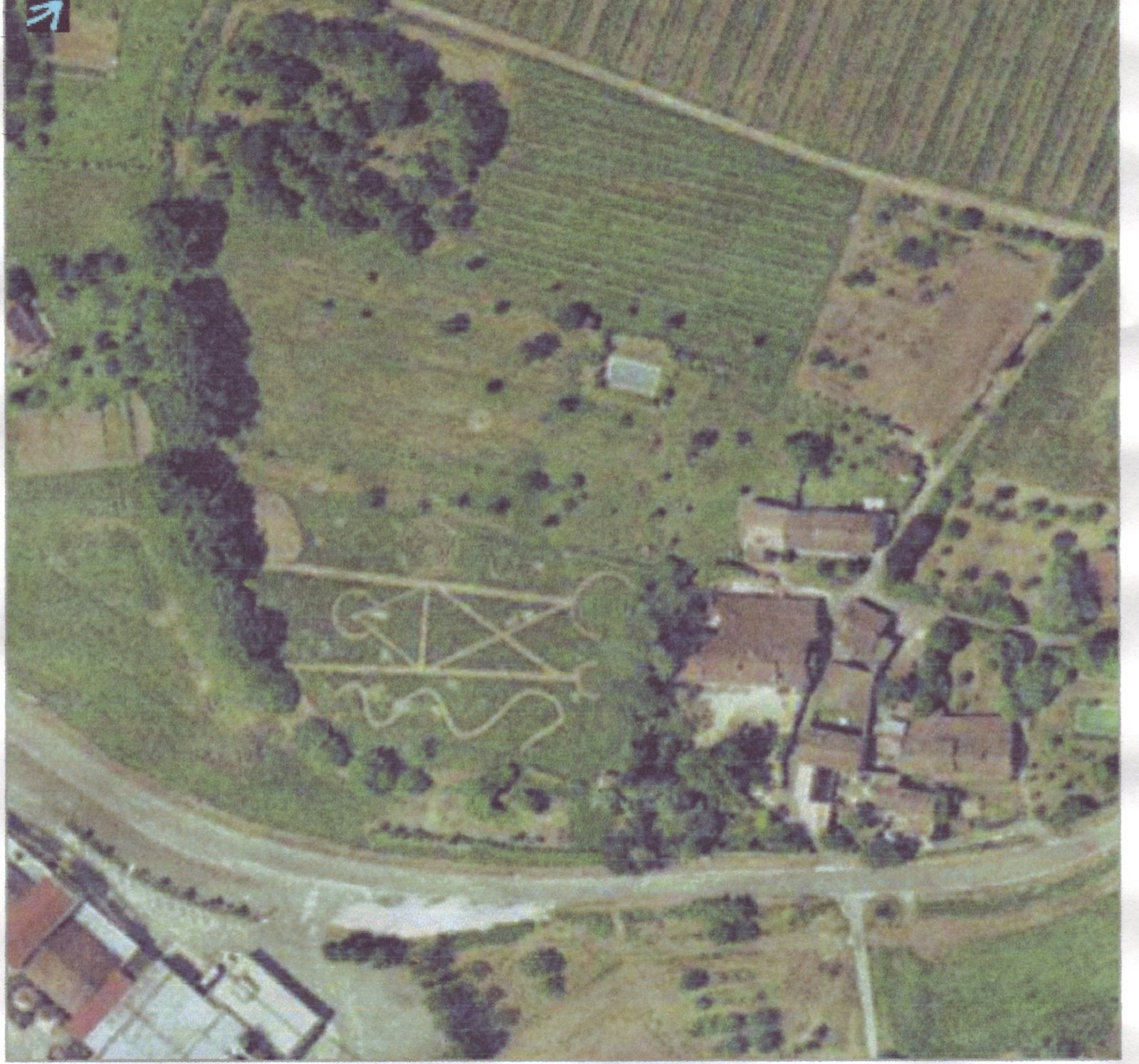 Jardin view satelite